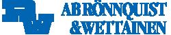 Rönnquist & Wettainen logo